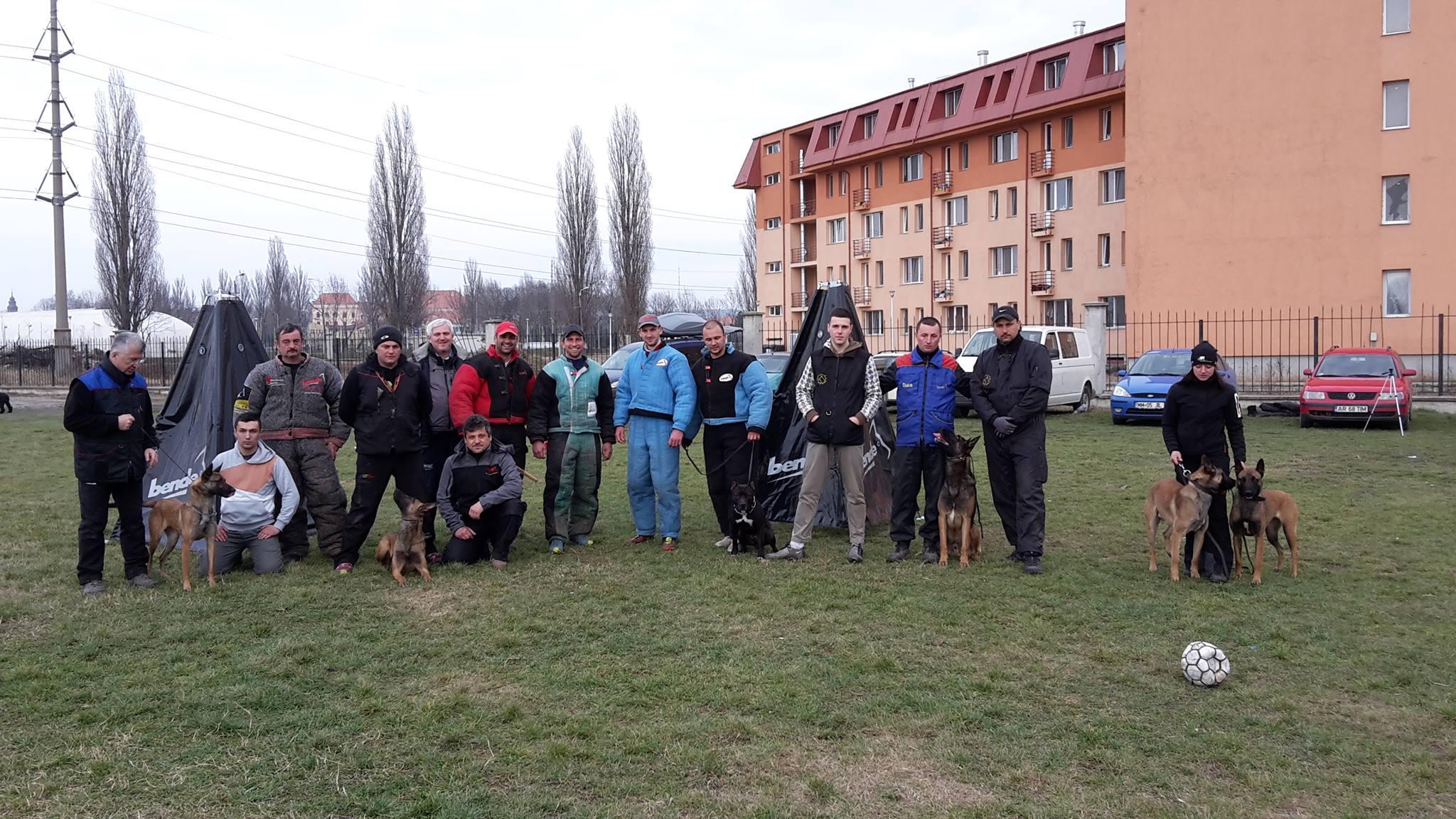 Curs A1 Club Nord de dresaj canin Oradea